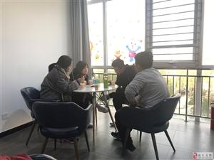 """湖南卫视""""变形记""""节目组来易贝乐少儿英语固安中心进行测试和体验!"""