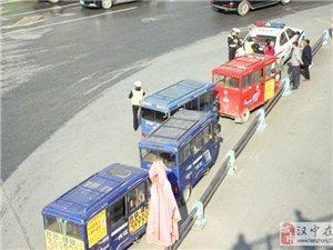 注意啦!澳门美高梅国际娱乐场交警开始整治拉客三轮车老年代步车