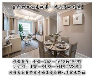 【嘉善】金科【旭辉公元城市】――王健林下台第一件事是就准备投资这里的房