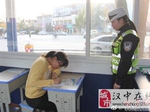 澳门美高梅国际娱乐场交警整治拉客三轮车老年代步车