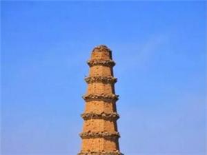 榆林这座古塔藏于深山,距今600余年,低调得让人心疼!