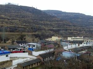 航拍胡川深坷村,能看出你家在哪里吗?