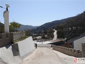 纪实摄影:胡川窑上,一个并没有窖洞的小山村