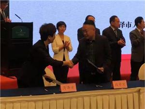 桐城金马地产在山东投资16个亿项目已经全面启动!