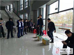 桐城公路分局积极组织开展职工体质监测活动