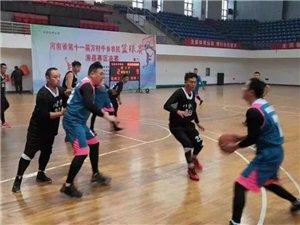 滑县农民朋友玩起篮球赛,真精彩!