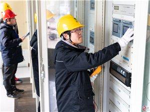河南滑县:排查隐患迎峰度冬