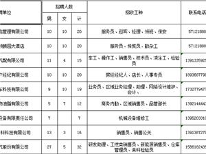 六合区人力资源市场招聘交流会通告11.22,23