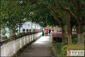 【苍溪】滨江路上景色美【图】