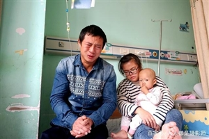 潢川一男子母亲患癌,先丢了爹,又跑了媳妇,现在1岁多女儿又身患绝症