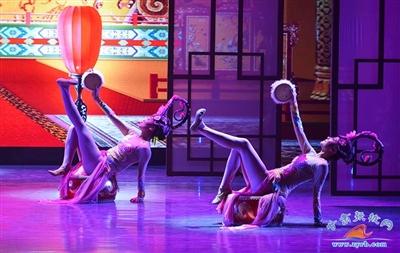 《甘州乐舞》入选全国优秀现实题材舞台艺术展演