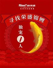 """荣盛重金寻找唐山""""锦鲤""""!超级大礼包让你在唐山横着走!"""