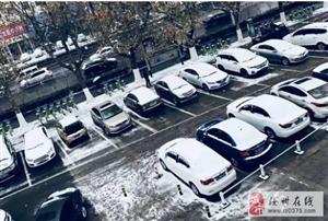 冬季开车,要注意