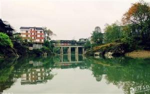 龙潭古镇|你不过只是湄舒河畔的一滴雨
