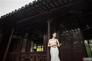 芊哲影像作品A18 极致 精简    中式婚纱