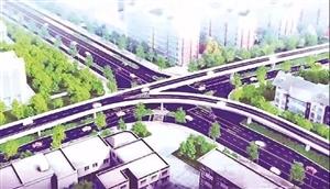 天水这架十字立交桥计划于明年5月底完工,详情戳进来↓↓↓