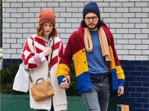 潮人们都会选择一款毛线帽来完整造型