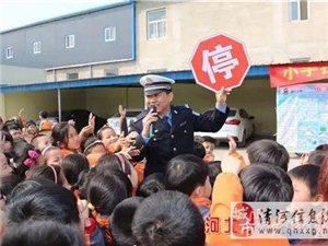 """""""最美交警""""王明元:志愿站岗护学,一站就是五年!"""