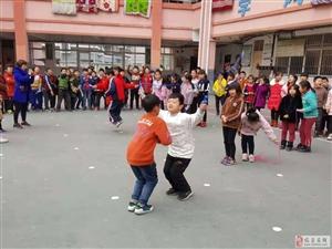 智慧学校成功举办2018年冬季趣味运动会