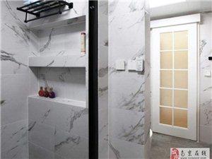 卫生间包管如何做壁龛,几厘米的空间都不浪费