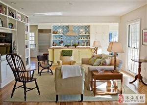 香洲装饰装修这是一套面积只有39平方米的单身公寓