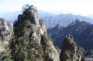 中国北方道教名山――老君山