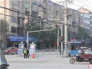 目前武昌大道一道口道路已经禁止驶入,通过的车辆请绕行