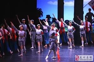 十年等一回,经典再现 | 中央芭蕾舞团倾情演绎《红色娘子军》
