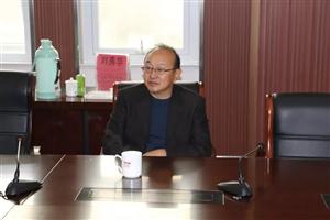 """信阳市综治办主任单立广一行到新县法院督导""""两率""""工作"""