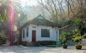 冬日琅琊山