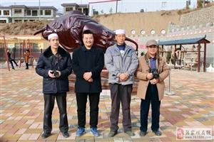 张家川在线、大关山摄影俱乐部拍摄新义梁冬韵花絮