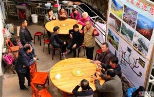 临泉老年大学摄影团赴皖南教学实习