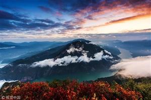 涉及26个区县!重庆正在争取建设的三峡国家气象公园,丰都也纳入其中!