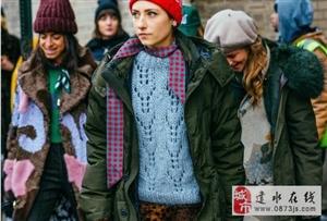 抵御严寒有品味格调的派克大衣,绝对是你这个冬天的最佳选择