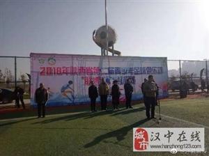"""洋县南街小学足球队在陕西省第二届青少年足球俱乐部""""杯""""足球赛中喜获"""