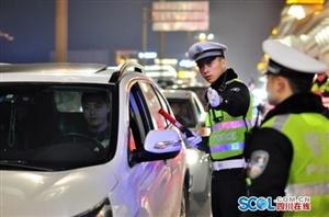 四川在线――创新促服务亮剑保平安,不忘初心砥砺前行的广汉交警