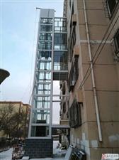 旧楼增装电梯——-漂亮——房增值
