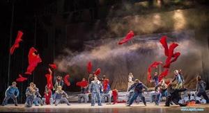 秦腔现代戏《民乐情》在沪演出取得强烈反响
