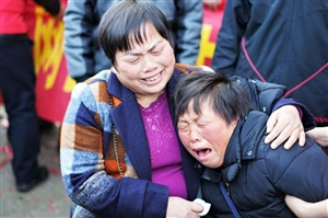 泪奔!宜宾17岁少女被拐!家人苦寻26年!终于……