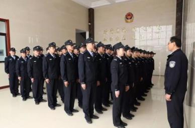 莱阳市公安局新招聘辅警开班啦......