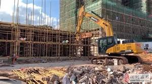 还在违建?化州下郭又一栋500多平方米的被强拆了!