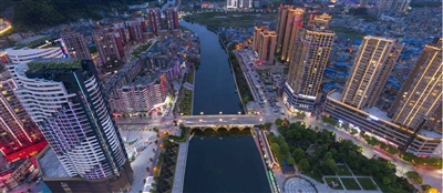 惠水,一座最适合移居的城市
