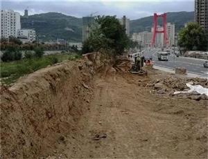 天水秦州东关片区发现古城墙遗址,拟建造一座遗址公园
