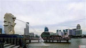 18年11月游新加坡    印尼民丹岛/时安.天池