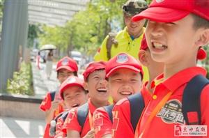 功夫考拉实践力户外教育:让孩子们拥有一个花样阳光的童年