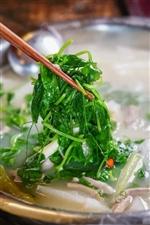 丰都人是怎么吃豌豆颠儿的?简直越吃越想吃