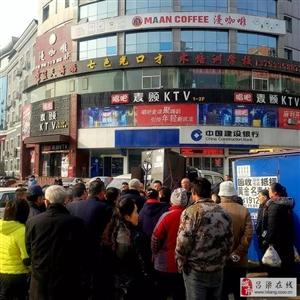 吕梁城管执法队在南关等区域进行大整治