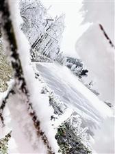 丰都下雪了,要去山上看雪的朋友们请注意这件事情!
