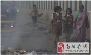空气污染正在不断缩短全球人的生命