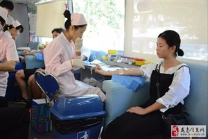 """这个周末,""""热血联盟""""公益献血活动开始啦,做一个有温度的""""热血龙南人"""""""